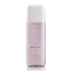 柔膚潤澤潔面霜 good skin soft skin creamy cleanser