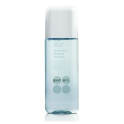 淨膚泡沫潔面膠 clean skin foaming cleanser