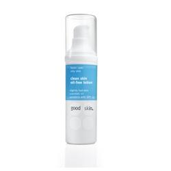 淨膚無油脂輕質乳液SPF15 clean skin oil-free lotion SPF15