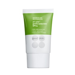 GoodSkin Labs  全鎮靜系列-舒緩防曬隔離霜 SPF25 all calm gentle sunscreen SPF25
