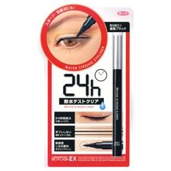 EX亮眼24h防水濃黑眼線液