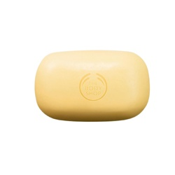 The Body Shop 美體小舖 辣木籽身體沐浴保養系列-辣木籽香皂 Moringa Soap