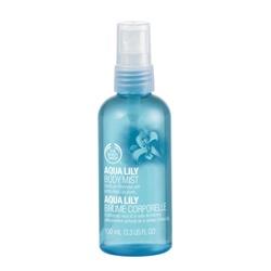 The Body Shop 美體小舖 水百合香氛系列-水百合身體芳香噴霧 AQUA LILY-BODY SPRAY