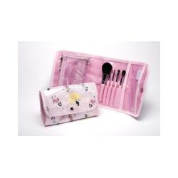 stila  彩妝工具-色女郎粉紅刷具組
