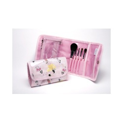 色女郎粉紅刷具組
