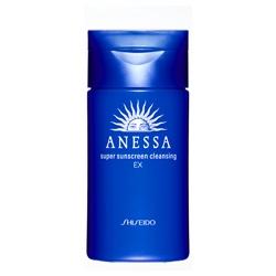 SHISEIDO 資生堂-專櫃 安耐曬-全能潔膚油 super sunscreen cleansing