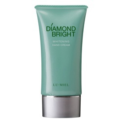 晶鑽靚白淡斑護手霜 DIAMOND BRIGHT WHITENING HAND CREAM