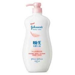 Johnson`s 嬌生 沐浴清潔-水感保濕沐浴乳