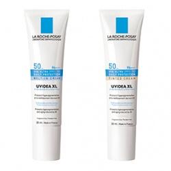 LA ROCHE-POSAY 理膚寶水 防曬‧隔離-全護臉部清爽防曬液SPF50/PPD18 UVIDEA XL Cream 50 SPF50.PPD18