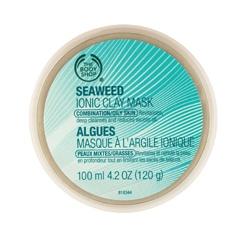 The Body Shop 美體小舖 海藻淨化完整系列-海藻離子礦泥淨化面膜