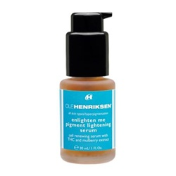 Ole Henriksen  精華‧原液-晶瑩精華液 enlighten me pigment lightening serum