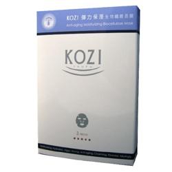 KOZI  保養面膜-彈力保濕生物纖維面膜