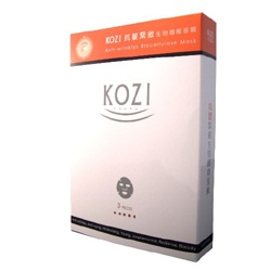KOZI  保養面膜-抗皺緊緻生物纖維面膜