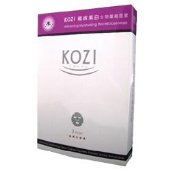 KOZI  保養面膜-極緻美白生物纖維面膜
