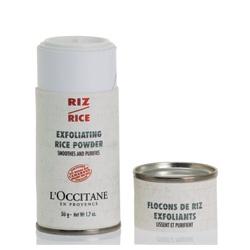 L'OCCITANE 歐舒丹 臉部去角質-紅米淨化角質粉 Exfoliating Rice Powder