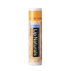 SPF15 香草滋潤護唇膏