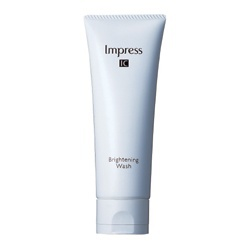 淨白洗顏皂 Impress IC Brightening Wash