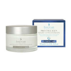 Sanctuary 聖活泉 乳霜-緊緻精華晚霜 Pro-Collagen Night Concentrate