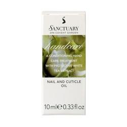 Sanctuary 聖活泉 美甲護手系列-滋養纖手護甲油 Nail & Cuticle Oil