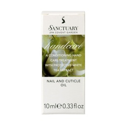 Sanctuary 聖活泉 指甲保養-滋養纖手護甲油 Nail & Cuticle Oil