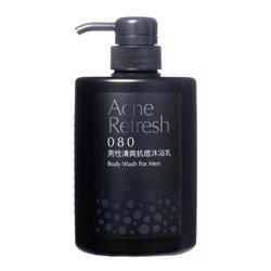 男性清爽抗痘沐浴乳 Body Wash For Men