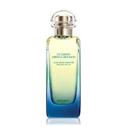 HERMES 愛馬仕 身體保養-印度花園香氛潤膚油