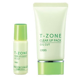 ORBIS  皮膚問題-小鼻粉刺面膜 T-zone Clear Up Kit