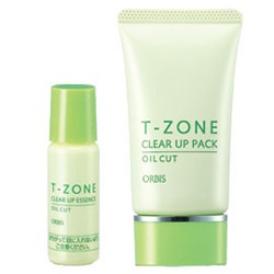 小鼻粉刺面膜 T-zone Clear Up Kit