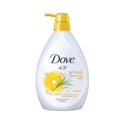 Dove 多芬 身體清潔系列-舒活水嫩沐浴乳