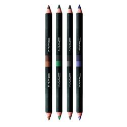 M.A.C 眼線-迪斯可雙色亮片眼彩筆 Dual Edge EYE Pencil