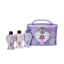 魔幻薔薇香氛沐浴組 ANNA SUI BATH&BODY PRIMARY KIT