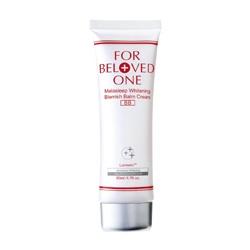 FOR BELOVED ONE 寵愛之名 亮白淨化系列-亮白淨化無瑕裸妝霜