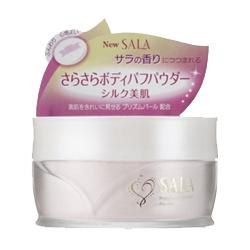 女性香氛產品-珠光香體粉