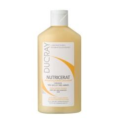 DUCRAY 護蕾 婆羅果油抗毛躁系列-婆羅果油柔順洗髮精(受損毛燥染燙髮質適用) Ducray Nutricerat shampoo