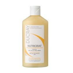 婆羅果油柔順洗髮精(受損毛燥染燙髮質適用) Ducray Nutricerat shampoo