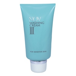 NOV 娜芙 娜芙III /蠶絲蛋白保養系列-泡沫清潔乳Ⅲ Washing Cream