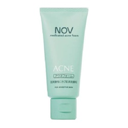 NOV 娜芙 ACNE保養系列-娜芙ACNE潔膚乳 Medicated Acne Foam