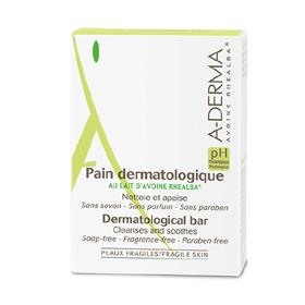 燕麥非皂性潔膚皂 DERMATOLOGICAL BAR SOAP-FREE