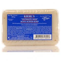 KIEHL`S 契爾氏 男性保養-極限男性燕麥去角質潔膚皂