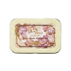 SKINFOOD 眼部彩妝-香草花園眼影盒
