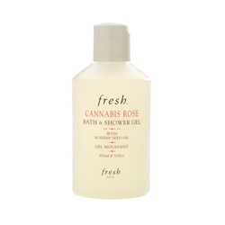 Fresh 沐浴清潔-大麻花玫瑰沐浴精 Cannabis Rose Bath & Shower Gel