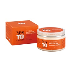 Yes To Carrots  身體保養系列-保濕滋養髮膜 Hair & Scalp Moisturizing Mud Mask