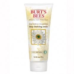 BURT`S BEES 小蜜蜂爺爺 洗顏-洋甘菊深層潔淨洗顏乳 Soap Bark & Chamomile Deap Cleansing Cream