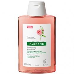 KLORANE 蔻蘿蘭 抗屑系列-舒敏洗髮精 Peony Shampoo