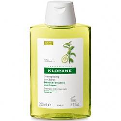 KLORANE 蔻蘿蘭 洗髮-胺基酸洗髮精 Citron Pulp Shampoo