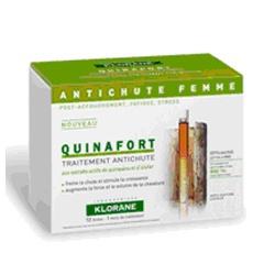 女性養髮精華 Quinafort Anti-hair Loss Treatment for Women
