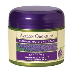 AVALON ORGANICS  乳霜-薰衣草極致滋潤晚霜 Lavender Ultimate Moisture Cream