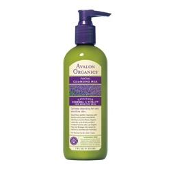 AVALON ORGANICS  薰衣草舒緩護膚系列-薰衣草潔顏卸妝乳 Lavender Facial Cleansing Milk