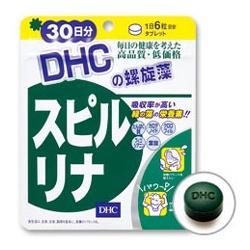螺旋藻 DHC Spirulina