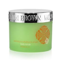 Molton Brown 身體保養-暖暖尤加利與野薑身體按摩霜 Warming Eucalyptus & Ginger Scrub